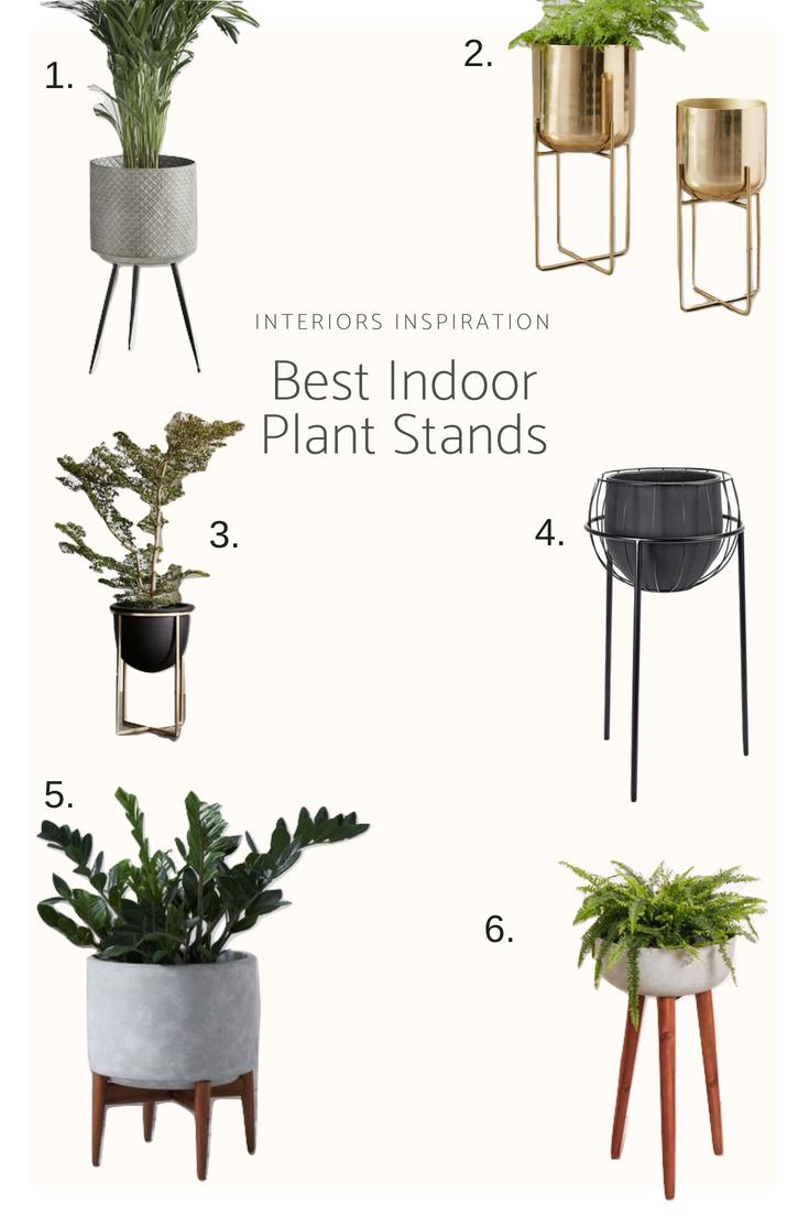 Best Indoor Plant Stands - interiors inspiration