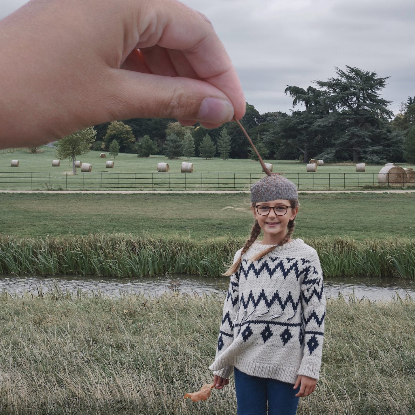 How I Take Forced Perspective Shots for Instagram