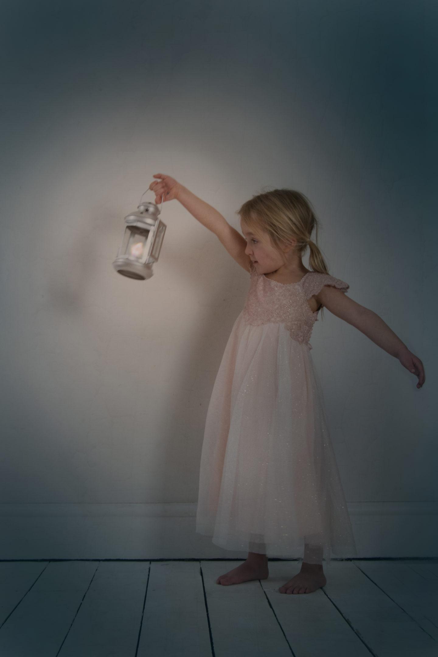 new years resolutions - creative lantern photo