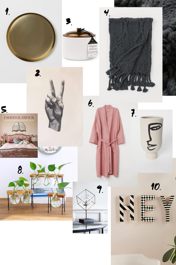 Gift Ideas for Interiors Lovers